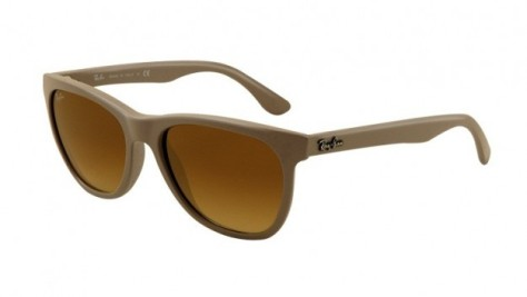 ray-ban-occhiali-da-sole-beige-e-marrone