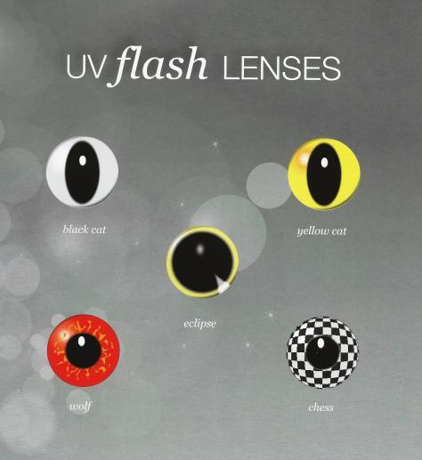 UV FLASH LENSES 03